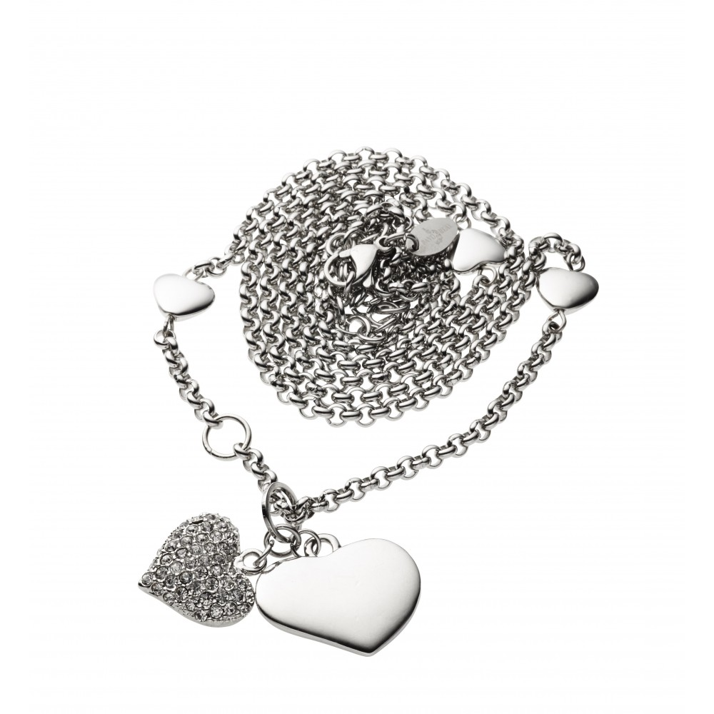 Necklace Aditivo Glamor Heart