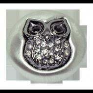 Diam gun Owl crystal