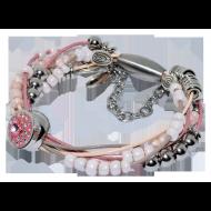 String Bead Shades Pink