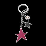 Pequeno Key Chain Stars