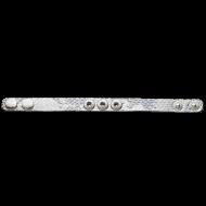 Pequeno Bracelet Allegra silvergrey
