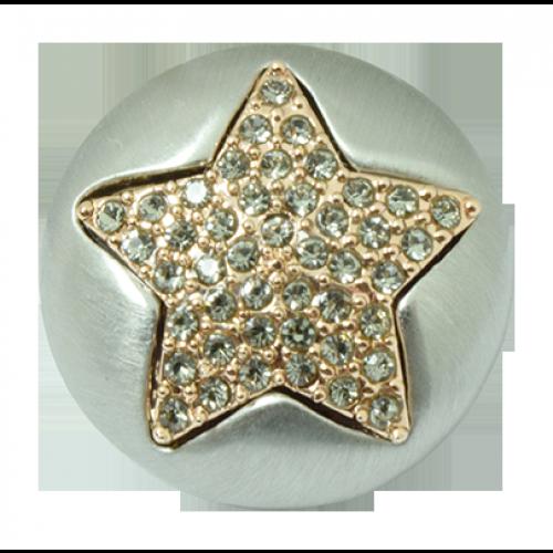 Pequeno Diam rosé Star black diamond
